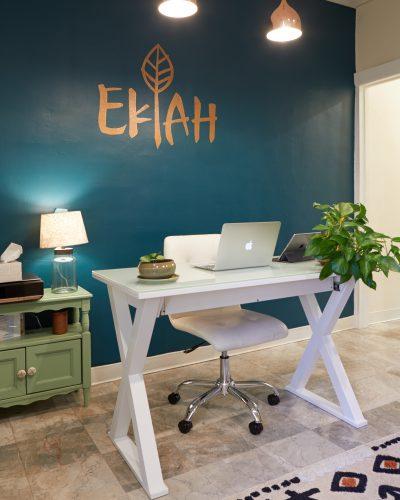 EKAH Front Desk